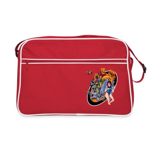 Startopia Character Emblem - Retro Bag