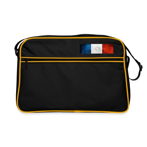 France Flag - Retro Bag