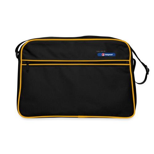BULGEBULL TEXT - Retro Bag