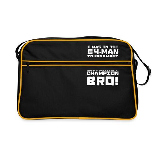 internetchamp - Retro Bag