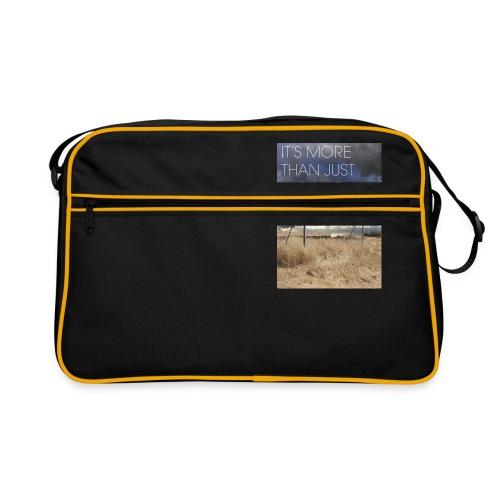 more - Retro Bag
