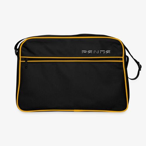PANDA 1ST APPAREL - Retro Bag