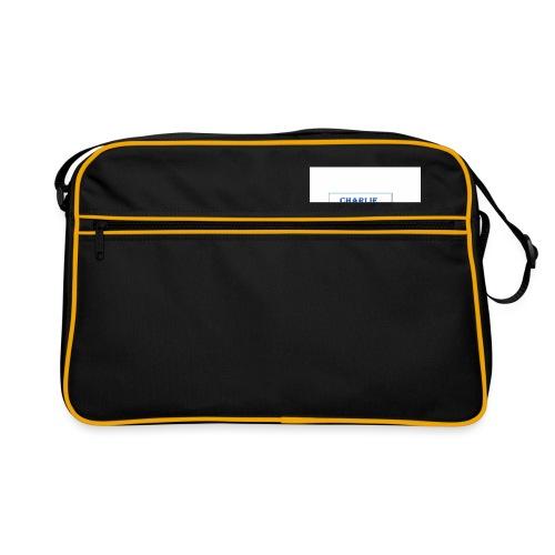 Charlie - Retro Bag