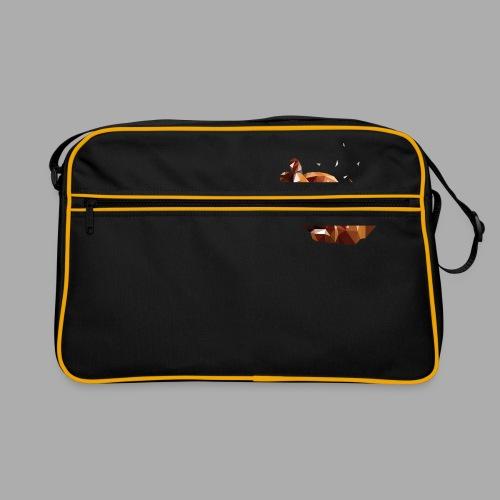 Turkey polyart - Retro Bag