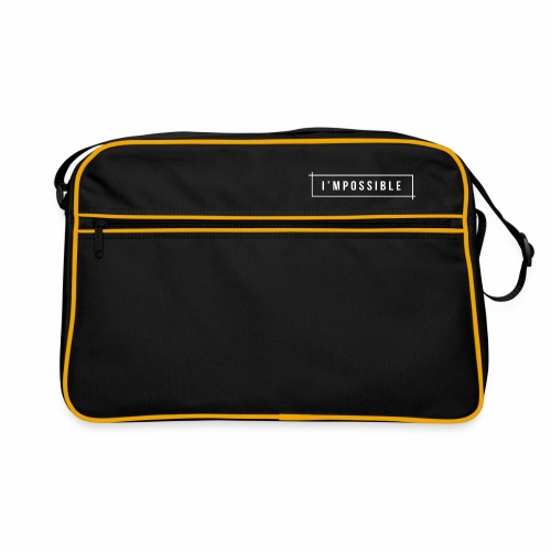 I'mpossible - Retro Bag