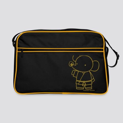 Gouden olifant - Retro-tas
