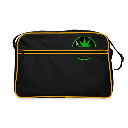 In weed we trust - Bandolera retro