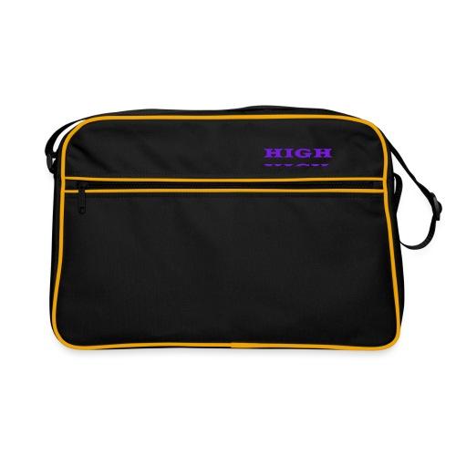 HIGH KICK HOODIE [LIMITED EDITION] - Retro Bag