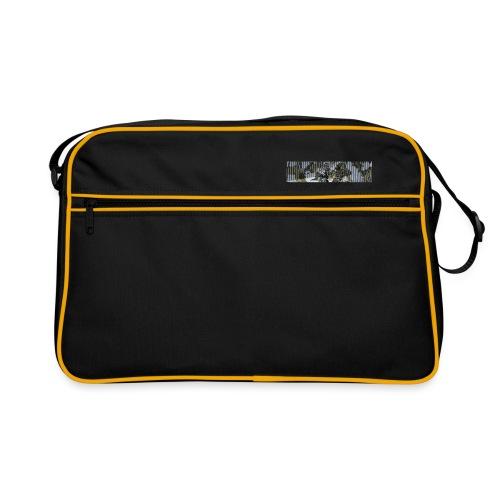 calavera style - Retro Bag