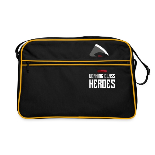 WORKING CLASS HEROES - Retro Bag