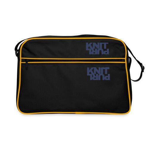 St, dark - Retro Bag