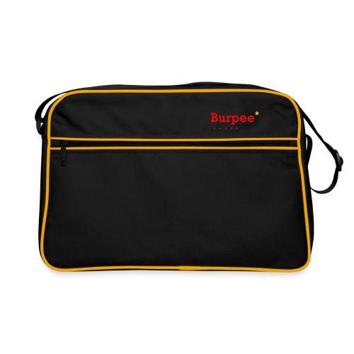Burpee Killer Stern - Retro Tasche