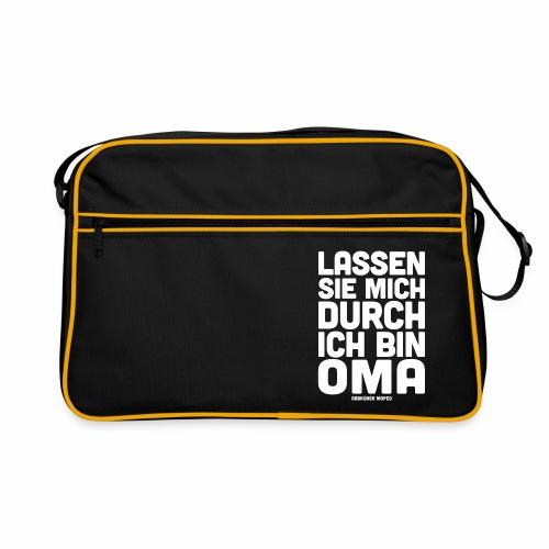Oma - Retro Tasche