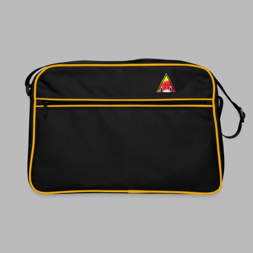 Illumilama logo T-shirt - Retro Bag