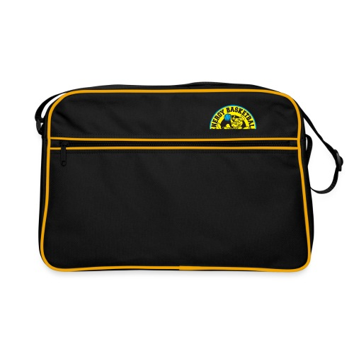 street wear energy basketball merchandising - Borsa retrò