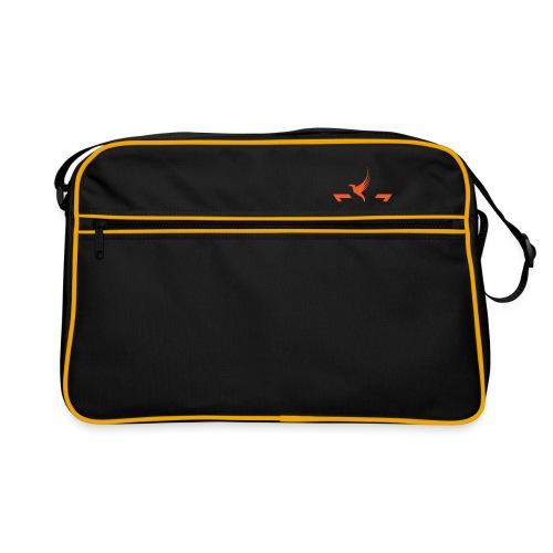 FinixGrid Orange - Retro Bag