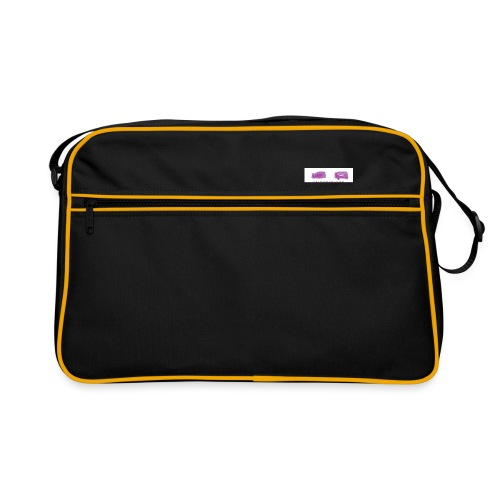enderproductions enderidiots design - Retro Bag