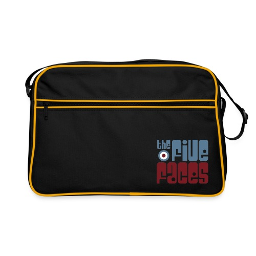 T5F Logo Tshirt Transparent png - Retro Bag