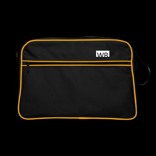 WB Logo - Retro Tasche