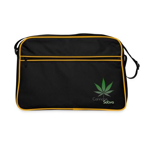 Cannabis Sativa CBD - Retro Tasche