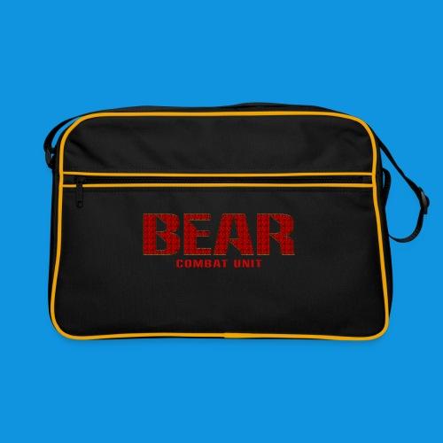 Bear Combat Unit Retro Bag - Retro Bag