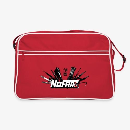 NoFrag - Spécial 20 Ans : Armurerie & Cake - Sac Retro
