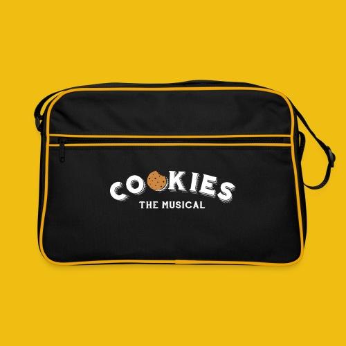 Cookies - Logo White - Borsa retrò