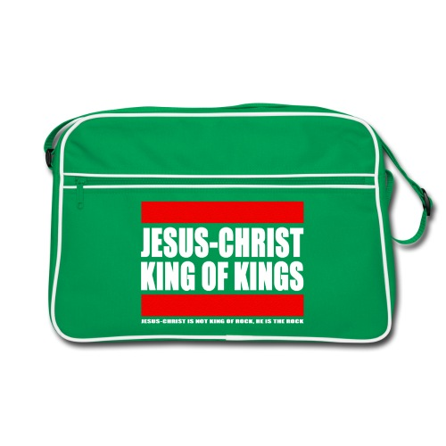 Jésus Christ King of kings - Sac Retro