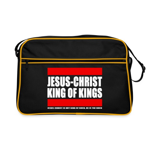 Jésus Christ King of kings - Sac Retro