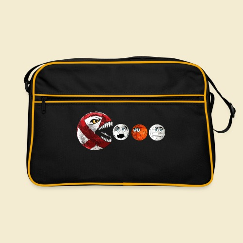 Radball | Cycle Ball RedMan - Retro Tasche