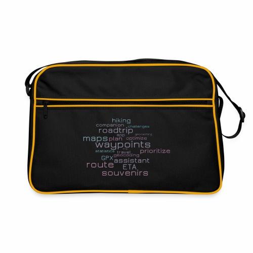 Cachetur.no Word Cloud - Retro Bag