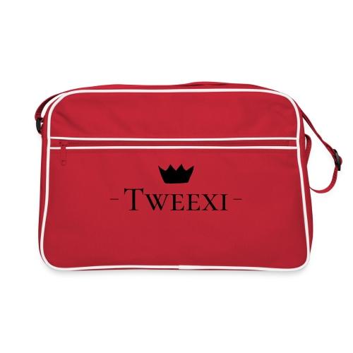 Tweexi logo - Retroväska