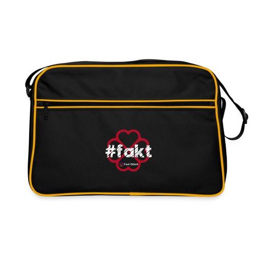 #fakt - Retro Tasche