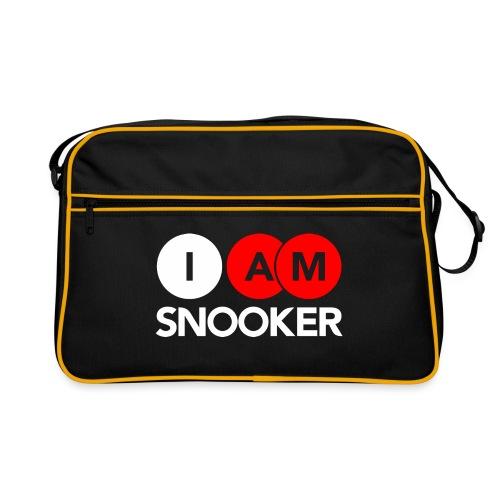 I AM SNOOKER - Retro Bag