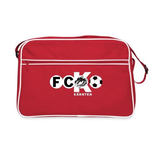 fck logo final invertiert png - Retro Tasche