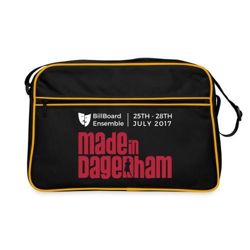 Made in Dagenham Vector - Retro Bag