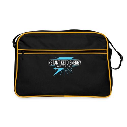 instantketoenergy - Retro Tasche