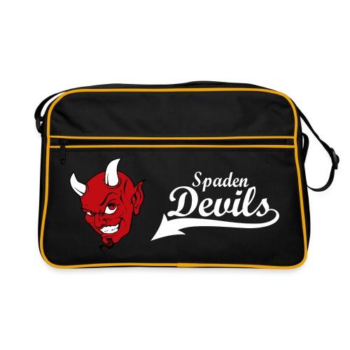 devils_kopf_für_Cap3 - Retro Tasche