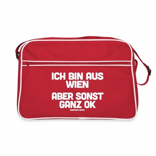 Wien - Retro Tasche