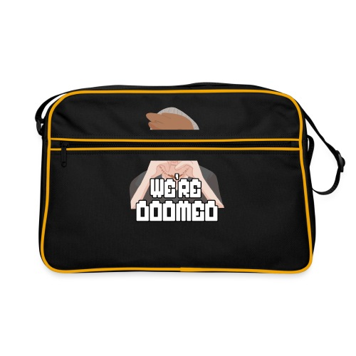 We're Doomed - Retro Bag