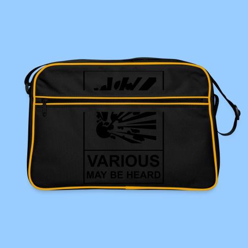 VariousExplosions (1 colour) - Retro Bag