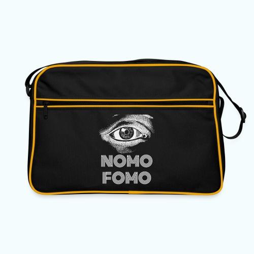 NOMO FOMO - Retro Bag