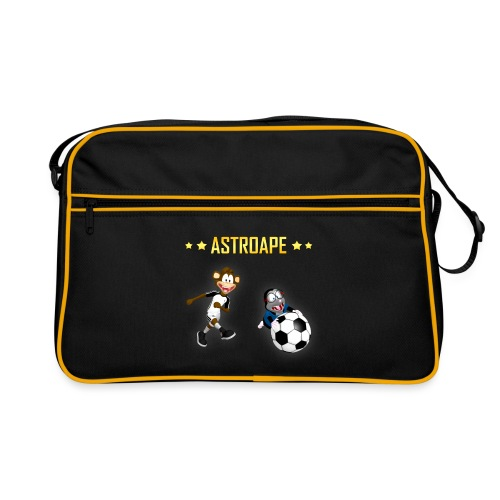 Astroape Moley Toschuss - Retro Tasche