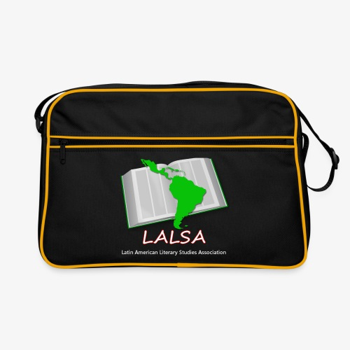 LALSA Light Lettering - Retro Bag