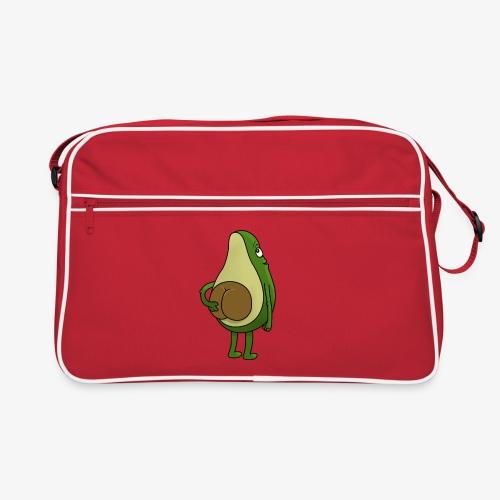 Avokado - Retro Tasche