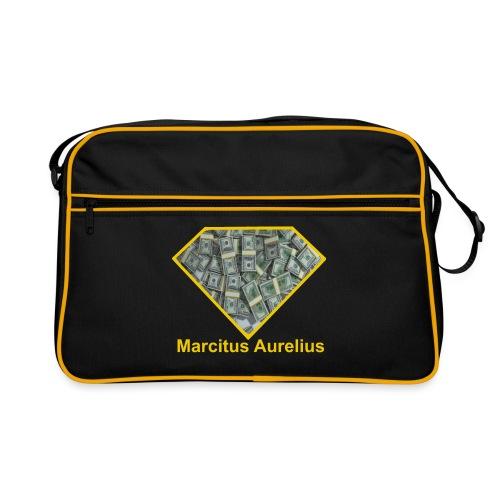 Money - Retro Tasche