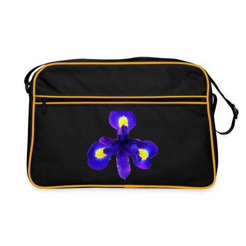 TIAN GREEN Garten - Iris 2020 01 - Retro Tasche