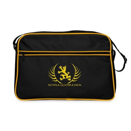 Schola logo with text - Retro Bag