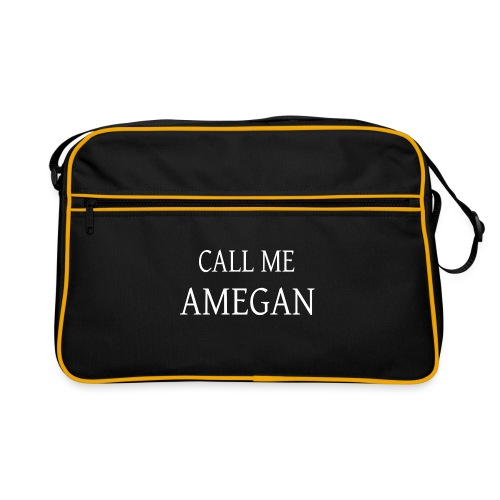 CALL ME AMEGAN Classe 3 - Sac Retro