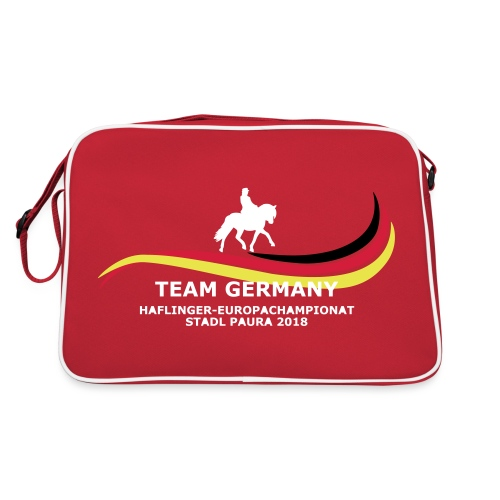 Team EUCH Western_Pfad_nu - Retro Tasche